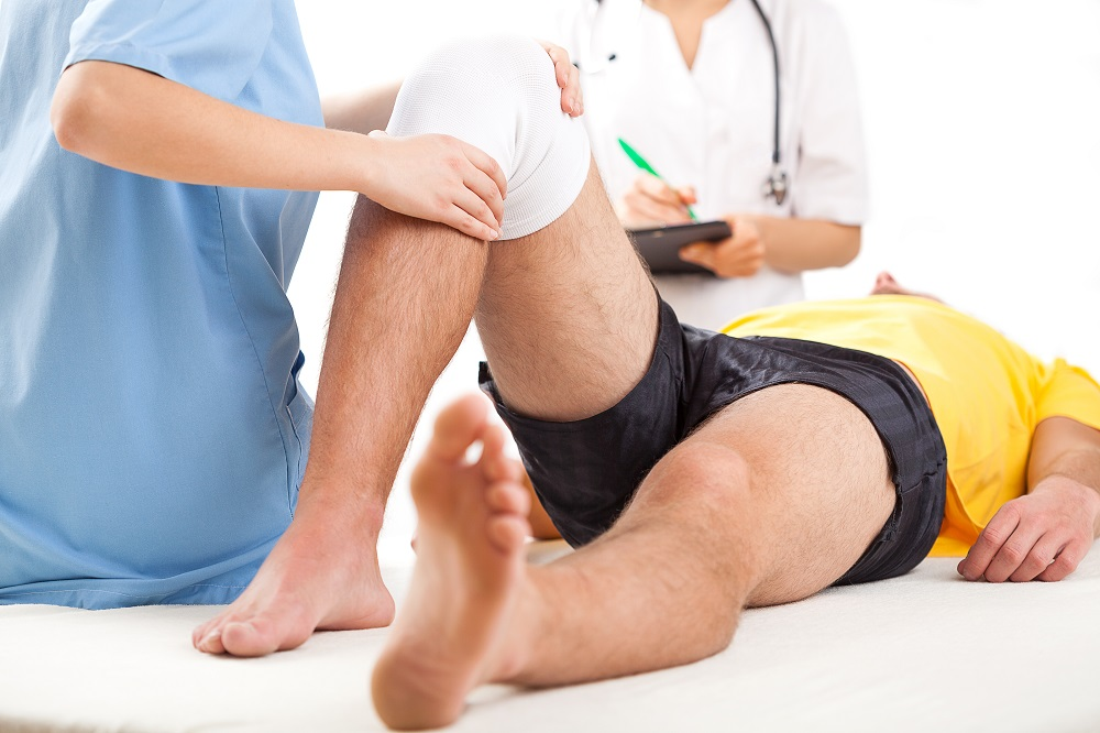 Sports Injury in Burlington Township, NJ
